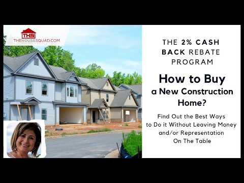 2% Cash Back Rebate For Atlanta Home Buyers